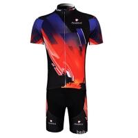 山地车骑行服短袖长袖套装男女款自行车服骑行服GIANT