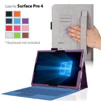 ikodoo 爱酷多 微软Surface Pro5/Pro4 12.3英寸/ Pro3 12.2英寸 可手持型保护套皮