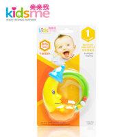 亲亲我月亮手摇铃 新生婴儿摇铃 益智玩具0-1岁宝宝手抓玩具9455