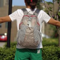 户外可折叠轻便背包旅行旅游登山男女包防水便携皮肤双肩包 y