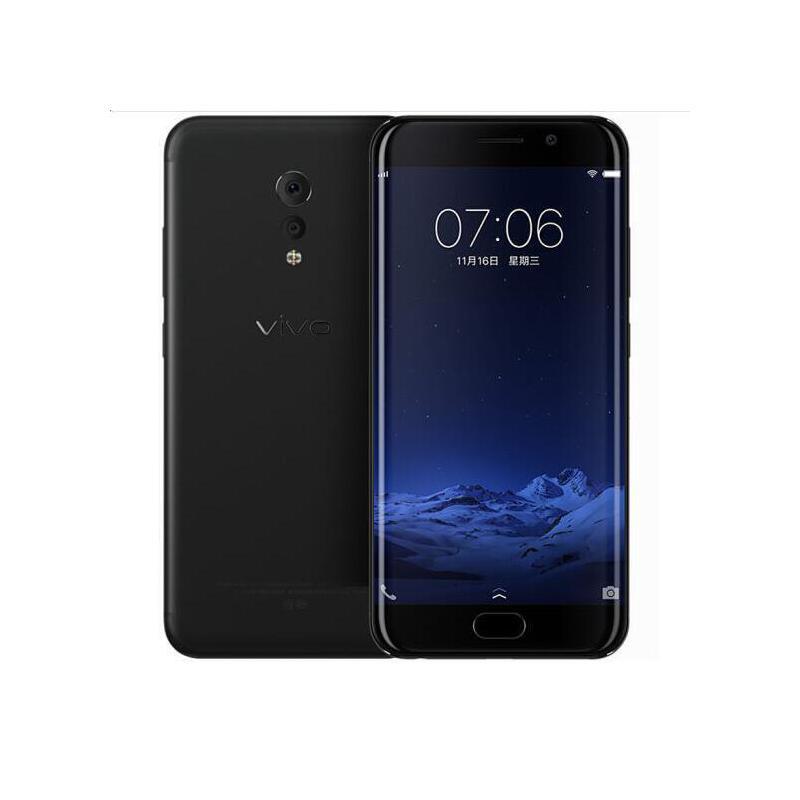 vivo Xplay6(64G) 全网通 6GB+64GB 移动联通电信4G手机 双卡双待 磨砂黑