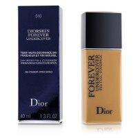 迪�W Christian Dior 凝脂恒久�o痕粉底液 24h持�y遮瑕 控油 -040 Honey Beige(40ml