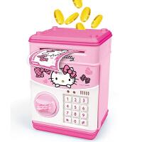 凯蒂猫(hello Kitty )储钱罐存钱儿童发声储钱玩具KT-8598 当当自营