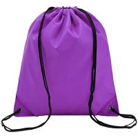 户外抽绳旅行背包男女休闲运动包束口袋