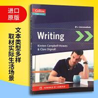 现货English for Life Writing 生活英语写作 英文原版写作指导书 Collins 中级 英文版 正