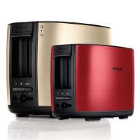 Philips/飞利浦 hd2628多士炉烤面包机2片家用全自动早餐吐司机