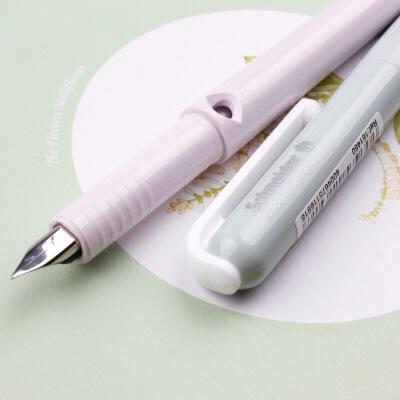 新品德国schneider施耐德学生用 钢笔成人用笔练字钢笔少女色!