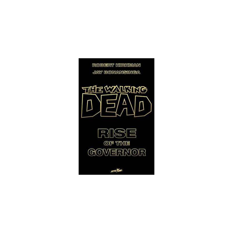 【预订】The Walking Dead: Rise of the Governor Deluxe Slipcase Edition 预订商品,需要1-3个月发货,非质量问题不接受退换货。