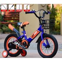 儿童自行车2-4-5-6-8-10岁男女宝宝小孩脚踏山地小学生单车 12寸飞龙款 高碳钢车架+铝合金圈+防爆轮胎 单速
