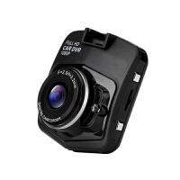 汽车行车记录仪1080P夜视高清双镜头带电子狗倒车影像一体机