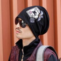 男士帽子时尚潮韩个性男韩版百搭嘻哈潮人街头包头帽