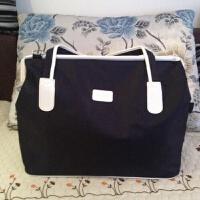 手提旅行包大容量防水行李袋待产包包经济型出差包女多功能登机包
