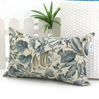 30x50花纹条纹抱枕靠垫