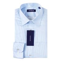 Youngor/雅戈尔16秋冬新品商务正装加厚保暖长袖衬衫 BN15065HBA