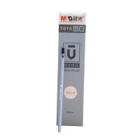晨光文具 优品0.5中性笔芯替芯 办公签字笔芯替芯子弹头7015