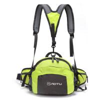 大容量多功能户外腰包 男女户外单双肩登山背包 骑行腰包