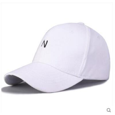 棒球帽男遮阳帽防晒韩版太阳帽青年帽子百搭黑色女潮人鸭舌帽