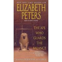【预订】The Ape Who Guards the Balance An Amelia Peabody Novel
