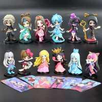 叶罗丽盲盒一套第二弹全套精灵梦夜萝莉娃娃女孩冰灵公主玩具正版