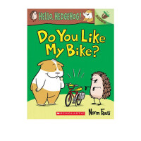 学乐ACORN 系列全彩桥梁书 HELLO, HEDGEHOG! #1: DO YOU LIKE MY BIKE? 你