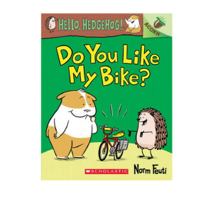 HELLO, HEDGEHOG! #1: DO YOU LIKE MY BIKE? 310L
