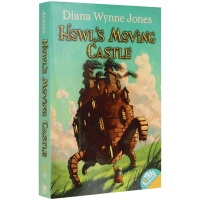 正版现货 哈尔的移动城堡 英文原版幻想文学小说 Howl s Moving Castle 宫崎骏动画电影原著 全英文版