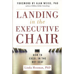 LANDING IN THE EXECUTIVE CHAIR(ISBN=9781601631534) 英文原版