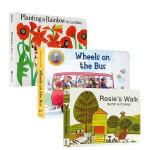 顺丰发货 英文原版 Wheels on the Bus/Planting a Rainbow/Rosie's Walk