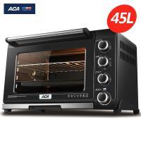 【ACA北美电器旗舰店】ATO-M45AT电烤箱 商用45L烤箱家用烘焙蛋糕
