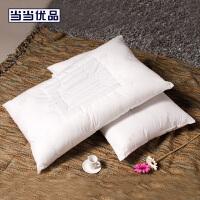 【最后24小时,每满100减50】当当优品 抗菌防螨决明子枕头常规款 48*74cm