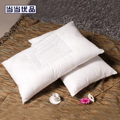 当当优品 抗菌防螨决明子枕头常规款 48*74cm当当自营 瑞士抗菌技术 洁净深睡 健康柔软