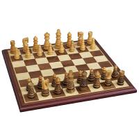 象棋黄杨木象棋木制棋子套装209