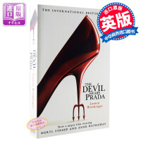 【中商原版】穿普拉达的女王 英文原版小说 英文版书 The Devil Wears Prada 时尚女魔头