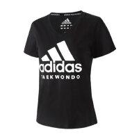 adidas阿迪达斯武道系列女装短袖T恤-ADICTTW-GYB