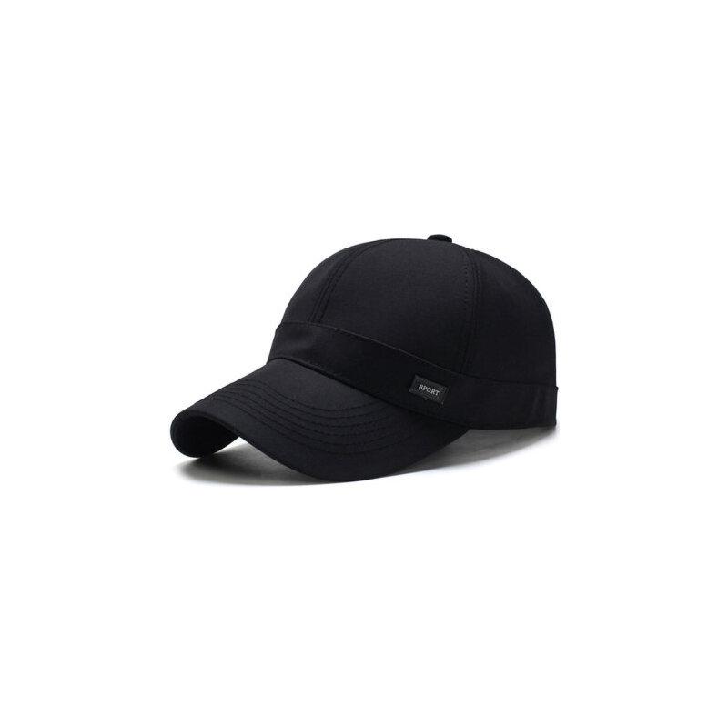 男士帽子棒球帽户外冬季运动鸭舌帽子男潮休闲太阳帽