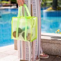 游泳防水包海边沙滩包洗漱便携游泳装备用品收纳袋手提游泳专用包新品