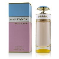 普拉达 Prada 甜蜜先锋女士香水 甜蜜糖果女士香水Candy Sugar Pop EDP 80ml