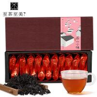 【半价秒杀】至茶至美 正山小种红茶 桐木关红茶茶叶 武夷红茶 100g 武夷山茶 包邮