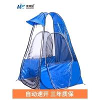 佳钓尼折叠钓鱼帐篷单人防雨冬钓加厚户外防风防晒简易垂钓挡雨棚