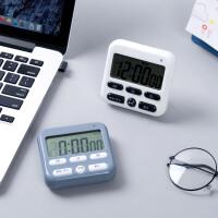 居家家厨房定时器学生作业学习计时器电子倒计时闹钟记时器提醒器