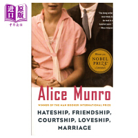 [英文原版]Hateship, friendship, courtship, loveship, marriage: stories/Alice Munro /Vintage Contemporaries, 2002
