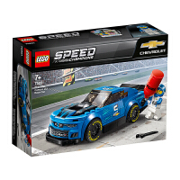 LEGO乐高积木 超级赛车系列 75891 雪佛兰卡罗ZL1赛车 玩具礼物