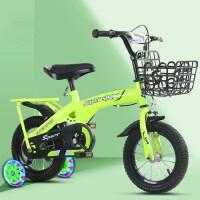 儿童自行车男孩女孩3岁5岁14/16/18寸单车自行车儿童脚踏车