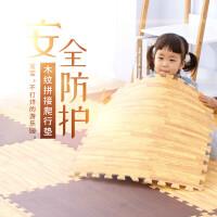 加厚木�y泡沫地�|�P室拼接����防摔�|客�d榻榻米床��和�爬爬�|子