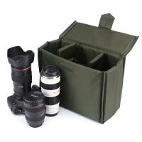 相机内胆包单肩包双肩包背包内胆收纳袋摄影包便携单反相机包