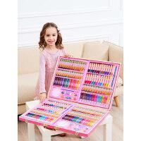 儿童绘画水彩笔学习用品学生幼儿园文具礼盒生日礼物画画工具套装