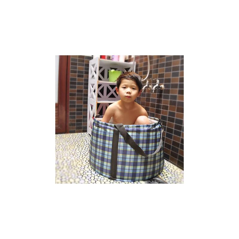户外野营储水大桶盆60升自驾游旅行用品折叠水桶 新款便携儿童泡洗澡盆 品质保证 售后无忧 支持货到付款