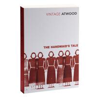 【中商原版】使女的故事 英文原版书籍 电影原著小说 The Handmaids Tale 玛格丽特阿特伍德 Margaret Atwood 反乌托邦作品 侍女的故事