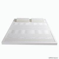 A泰国天然乳胶床垫5cm10cm软橡胶床垫1.5米1.8m双人榻榻米垫可定做