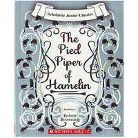 The Pied Piper Bundled Set (with CD)吹笛手(书+CD)ISBN9555717700
